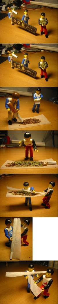 Lego Technic adolescent