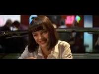 Une annonce de Kill Bill dans Pulp Fiction