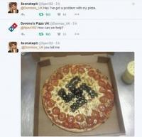 Un problème de pizza ?