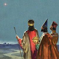 Gaspard, Melchior et Balthazar.