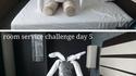 Room service challenge