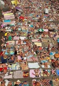 Journée de plage