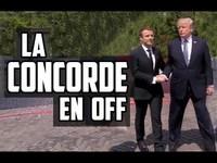 La Concorde en off (Parodie)