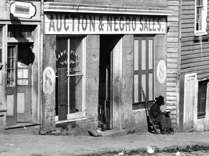...en 1868, tout à fait légal (dans le sud des USA, il est bon de le préciser).