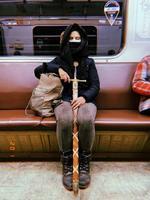 Prendre le métro