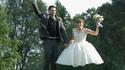 Une mariée sans jambes ?