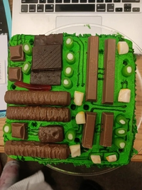 Un bon gâteau