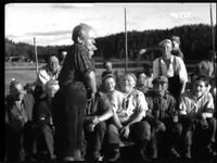 Ievan Polkka - Lumberjack Band
