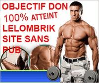 Objectif don 100 %
