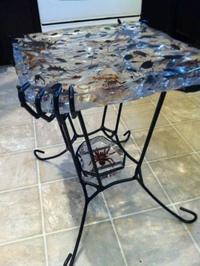 Table à insectes
