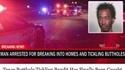 Arrestation du bandit texan chatouilleur de trous de balle