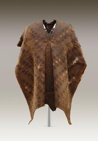 Robe d'apparat d'un prêtre égyptien imitant le léopard (1er siècle ap JC)
