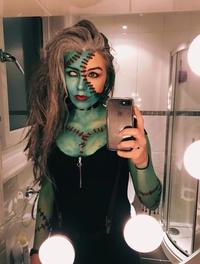 La créature Frankenstein