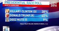 Vote for Deez Nuts