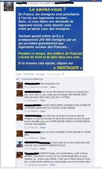 Les  bouseux de facebook