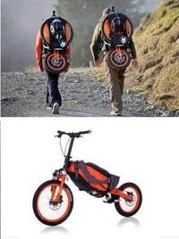 Les nouveaux vélos pliables