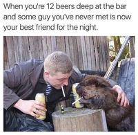 Kan t'en es à 12 bières