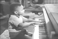 Little Richard à 10 ans