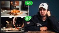 10 spots pub pour une pizzeria à partir des mêmes images
