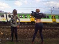 Distraire le train