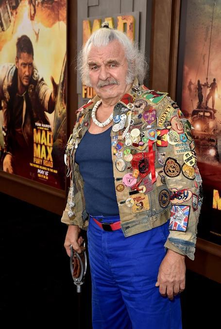 Hugh Keays-Byrne, interprète d'Immortan Joe dans Mad Max Fury Road, nous quitte à l'âge de 73 ans
