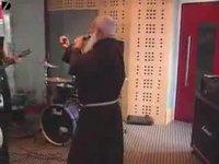 Heavy Metal Monk