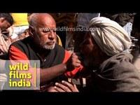 Le dentiste de Varanasi