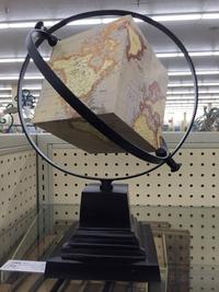Soyez à la page, jetez votre globe