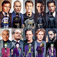 Batmen et Jokers