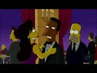 Sarkozy en Simpson