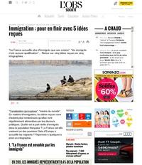 Les idées reçues sur l'immigration