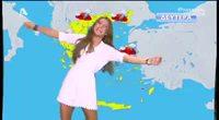 La météo en Grèce