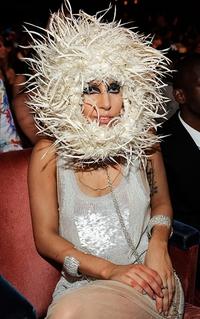 Lady Gaga s'est fait un petit nid douillet