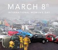 Aujourd'hui, journée de la femme