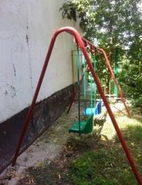 Les enfants sont plus calmes après la balançoire