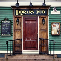 Le pub bibliothèque