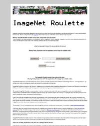 ImageNet est l'expression technologique de nos travers sociaux