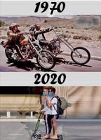 Avoir une orientation sexuelle en 1970