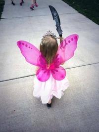 Petite fée va à l'école