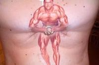 Des muscles qui me sont inconnus