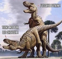 La reproduction du T-Rex