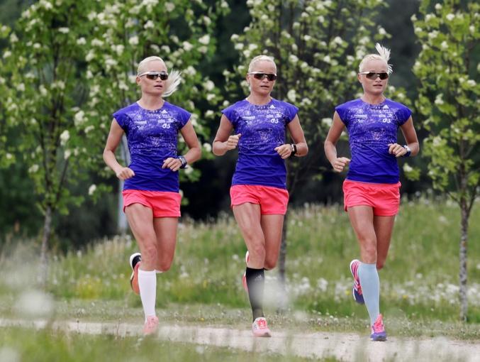 Trois sœurs vont courir le marathon féminin aux JO de Rio pour défendre les couleurs de l'Estonie. Leila, Liina et Lilly Luik sont âgées de 30 ans et seront les premières triplées à participer à une même épreuve de jeux olympiques.