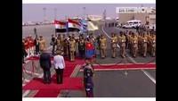 Orchestre égyptien troll les dirigeants du monde