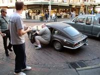 Quand c'est difficile de rentrer dans sa voiture