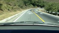 Une route mexicaine