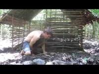 Construction d'une cabane à partir de rien