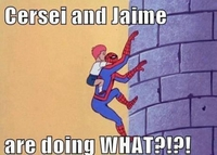 Spider-man et Game of Thrones