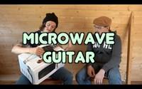 Guitare micro-ondes