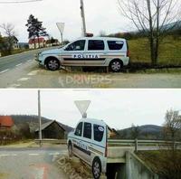 La peur du gendarme toujours dans cette sacrée Roumanie