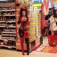 Je dois fréquenter mon supermarché aux mauvaises heures...